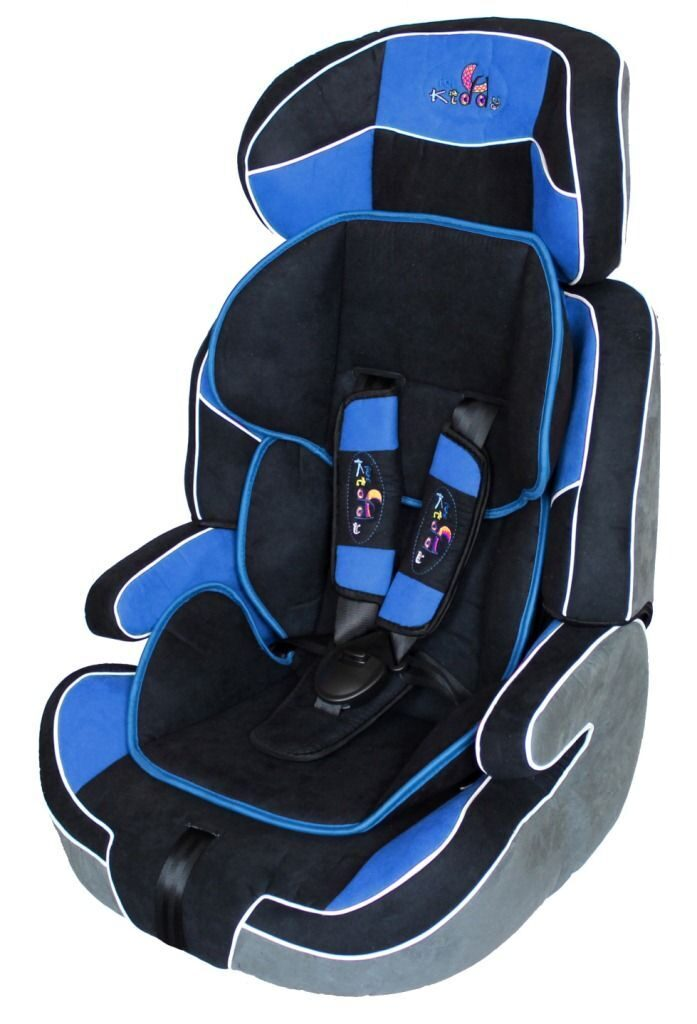 Автокресло ForKiddy Trevel Soft Blue