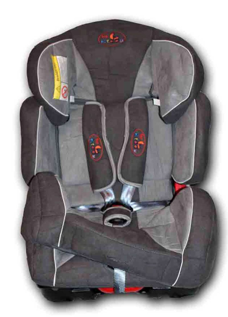 Автокресло ForKiddy Bravo Grey