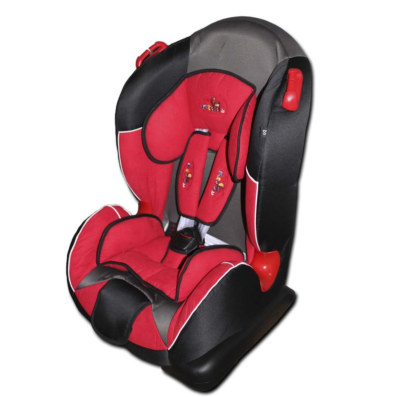 Автокресло ForKiddy Spacy Red