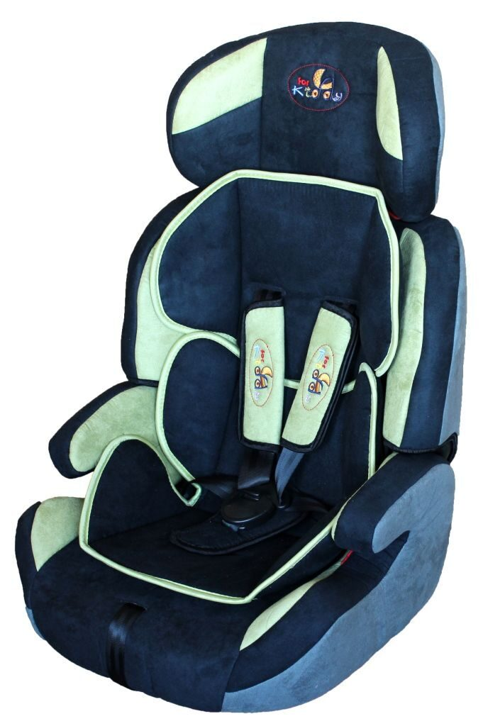 Автокресло ForKiddy Trevel Soft Green