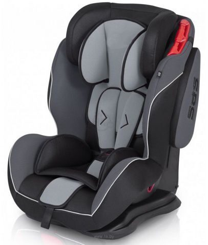 Автокресло Forkiddy Primary SPS Grey
