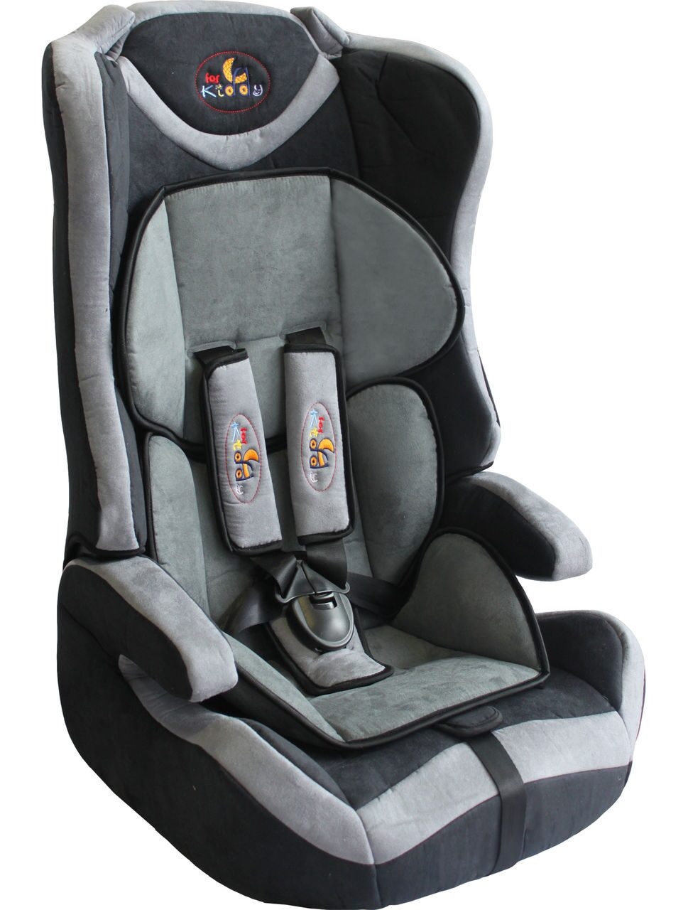 Автокресло ForKiddy Sprinter Grey